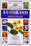 多年草図鑑1000―PERENNIALS 永久保存版 (プラントフォトガイドシリーズ)