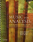 Music for Analysis: Examples from the...