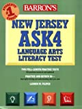 Barron's New Jersey ASK4 Language Arts Literacy Test