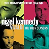 Vivaldi - The Four Seasons Anniversary Edition (CD & DVD) Nigel Kennedy