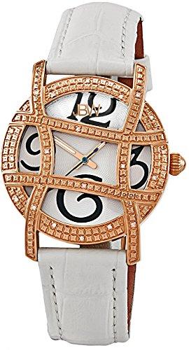 JBW Reloj Olympia Blanco Única