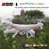 Amazingbuy, Syma X5C-1 2.4Ghz 6-Axis Gyro Rc Quadcopter Drone Uav Rtf Ufo With Hd Camera