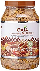 Gaia Muesli Fruit And Nut Jar, 1K