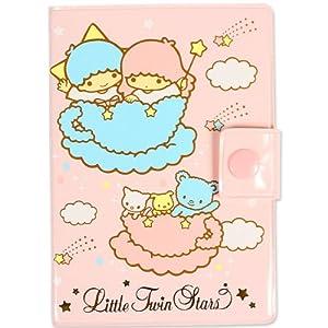 [Little Twin Stars]Vinyl points card case