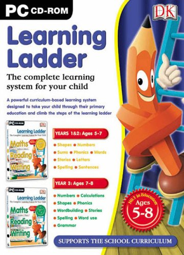 Learning Ladder Pack: Ages 5-8 (Learning Ladder Years 1&2, Learning Ladder Year 3)