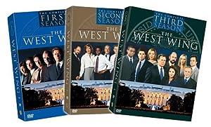 west wing complete seasons 1 3 dvd 2001 region 1 us import ntsc dvd blu ray. Black Bedroom Furniture Sets. Home Design Ideas