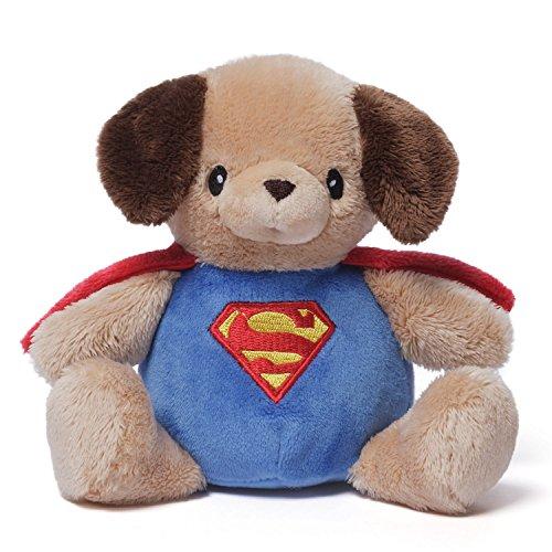 Gund DC Comics Sound Toy Superman Griffin - 1