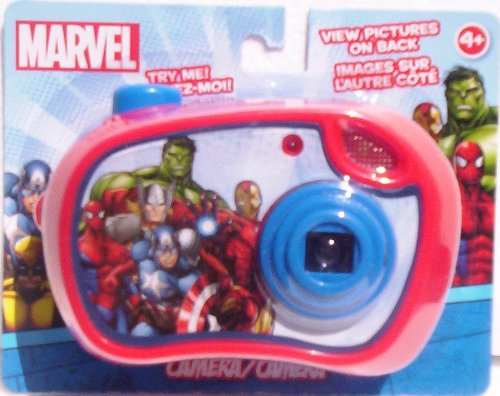 Marvel the Avengers Childrens Toy Camera - 1