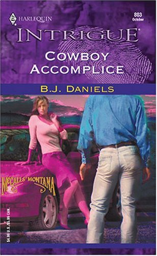 Image for Cowboy Accomplice: McCalls' Montana (Intrigue)