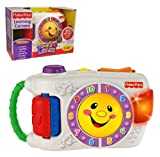 FISHER PRICE Laugh & Learn Learning Camera Learn In Greek