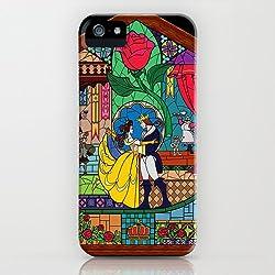 iPhone5ケース/美女と野獣/ビューティ アンド ザ・ビースト