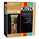Kind Nuts & Spices,Caramel Almond and Sea Salt, 16.8 Ounce by Kind Nuts and Spices
