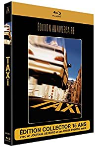 Taxi [Édition Collector Limitée 15 ans]: DVD & Blu ray