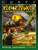 Gurps Technomancer (1556343590) by David L. Pulver