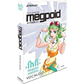 VOCALOID2 Megpoid