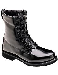 Thorogood 834-6111 Men's Station 8-inch Front Zip Uniform Boot B