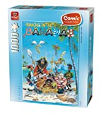 1000 Piece Jigsaw Puzzle Comic Collection - Pirates
