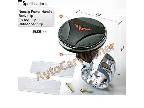 Auto Car Winner Vehicle Steering Knob(Made In Korea)