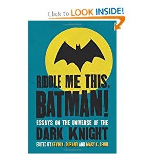Amazon.com: Riddle Me This, Batman!: Essays on the ...