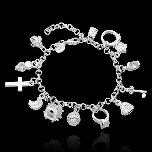 skyllcr-plata-de-la-manera-925-plateo-mano-cadena-cruz-anillo-13-colgantes