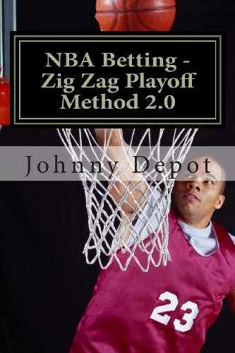 Sale alerts for Createspace NBA Betting - Zig Zag Playoff Method 2.0 - Covvet