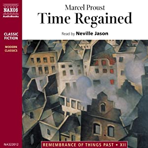 Time Regained Audiobook