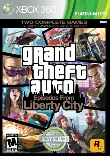 Grand Theft Auto: Episodes from Liberty City by Rockstar Games (Liberty Kids Episodes compare prices)