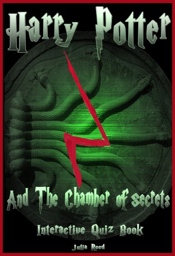 The Interactive Quiz Book: Harry Potter and The Chamber of Secrets
