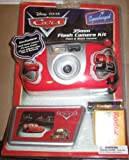 Disney Pixar CARS - 35mm POINT & SHOOT CAMERA & KIT