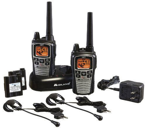 Midland GMRS 2-WAY RADIO 42 CHANNEL UP TO 36 MILES VALUE PACK - Midland - GXT860VP4 at Sears.com