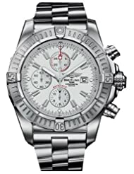 Special Price NEW BREITLING AEROMARINE SUPER AVENGER MENS WATCH A1337011/A660 Deals