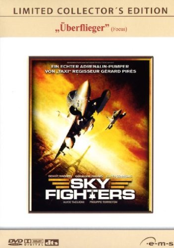 Sky Fighters - Limited Collector's Edition [Limited Special Edition] [2 DVDs]