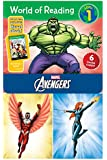 Avengers Set [With E Books] (World of Reading: Level 1)