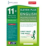 11+ English Multiple Choice Practice Papers: Pack 1 (First Past the Post)by ElevenPlusExams