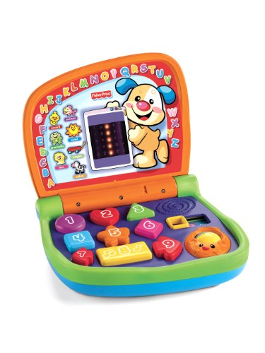 Fisher Price V2774 Baby computer bilingue Picture