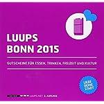 LUUPS 2015 Bonn: Gutscheine für Essen, Trinken, Freizeit und Kultur