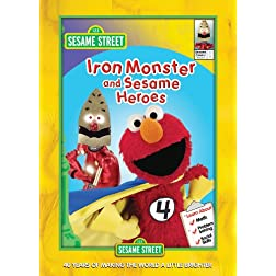 Sesame Street: Iron Monster &amp; Sesame Heroes