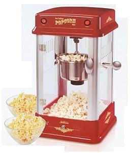 sunbeam great traditional popcorn maker instructions