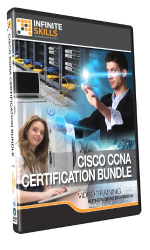 Cisco CCNA Routing and Switching Exam Bundle - Training DVD