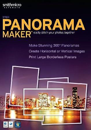 Panorama Maker 2.0 (PC/Mac)