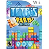 Tetris Party Deluxe - Wii Standard Edition