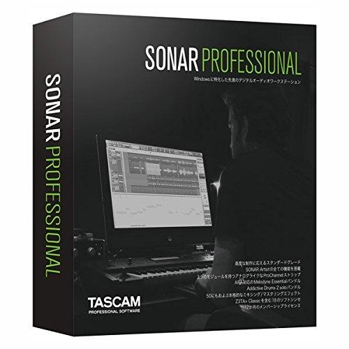 TASCAM SONAR Professional