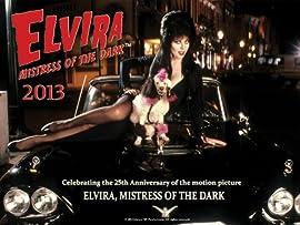 2013 Elvira Calendar