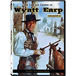 Life & Legend of Wyatt Earp: Season Two