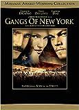 NEW Gangs Of New York (DVD)
