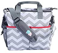Bula Baby – Stylish Chevron Diaper To…