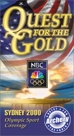 Quest for the Gold - Archery (Sydney 2000 Olympics) [VHS]