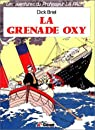 Professeur La Palme, tome 2 : La grenade oxy par Briel