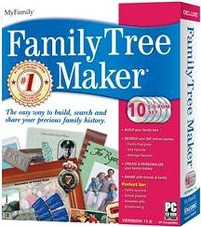 Family Tree Maker Deluxe 11.2