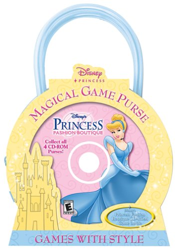 Disney'S Princess Fashion Boutique - Pc front-946559